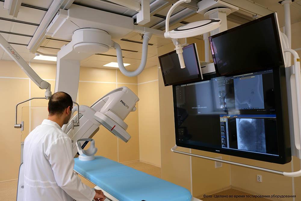 Аппарат для проведения малоинвазивных онкологических операций