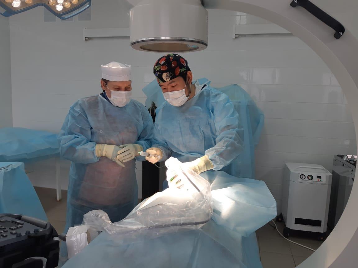 Хирурги Ростовского НМИЦ онкологии провели выездные мастер-классы для калмыцких коллег