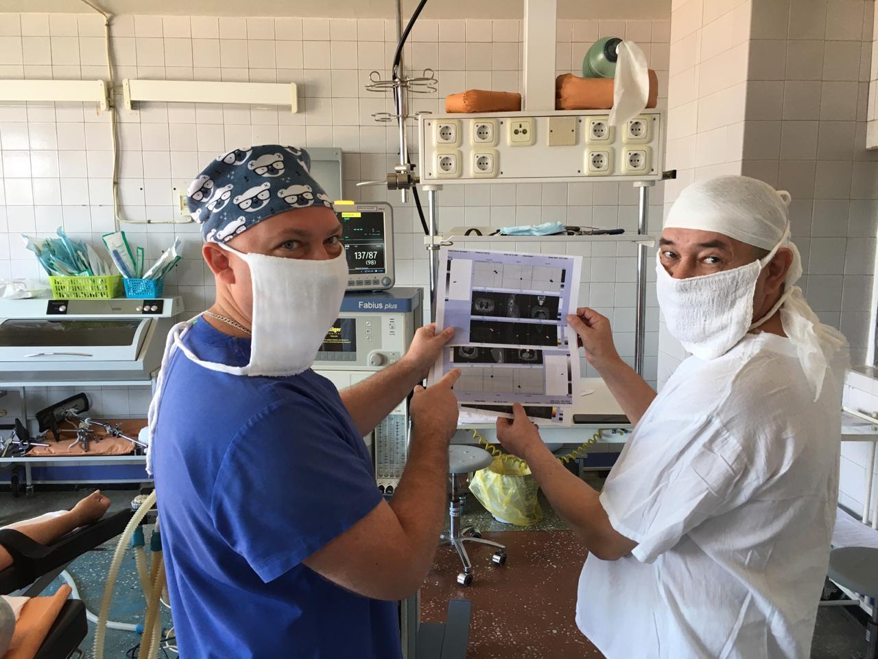 """Пензенские онкологи успешно внедрили мировую методику лечения рака рамках нацпроекта """"Здравоохранение"""""""
