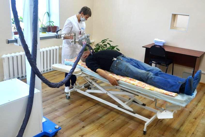 Уникальный аппарат позволяет успешно лечить пациентов с новообразованиями кожи и слизистых в Амурском онкодиспансере