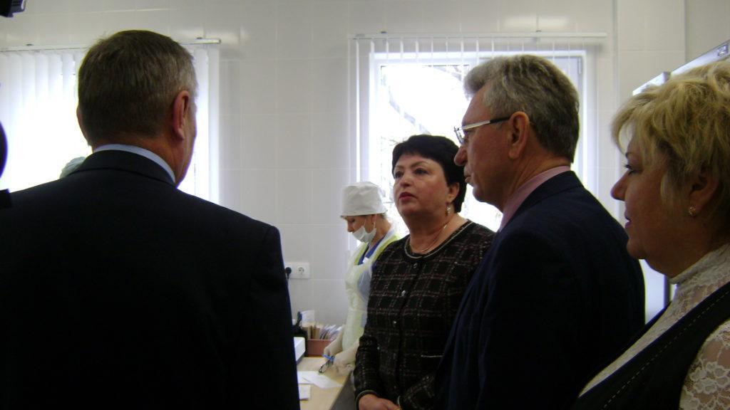 Открытие нового здания городской больницы №1 Волгодонска