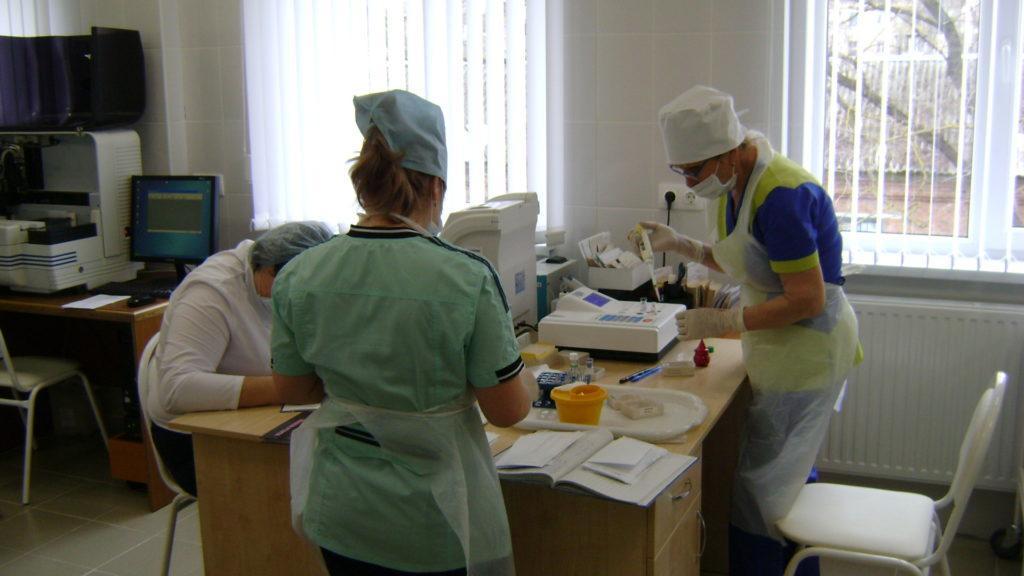 Диагностическое отделение Центра амбулаторной онкологической помощи