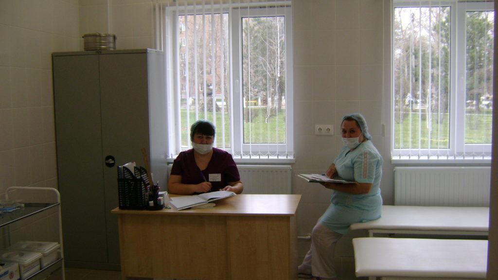 Центра амбулаторной онкологической помощи городской больницы №1 Волгодонска